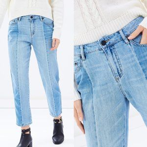 New FIFTH LABEL high waisted straight leg Jeans